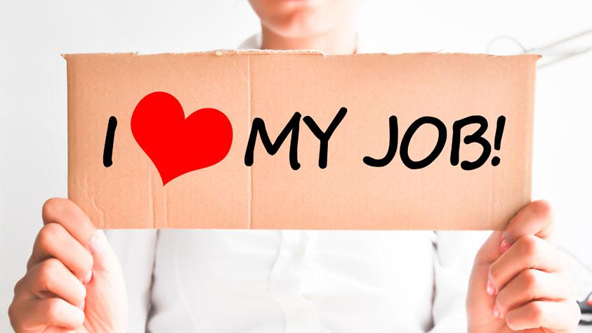 """""""Because I'm happy"""" - Erfolg braucht glückliche Mitarbeiter"""