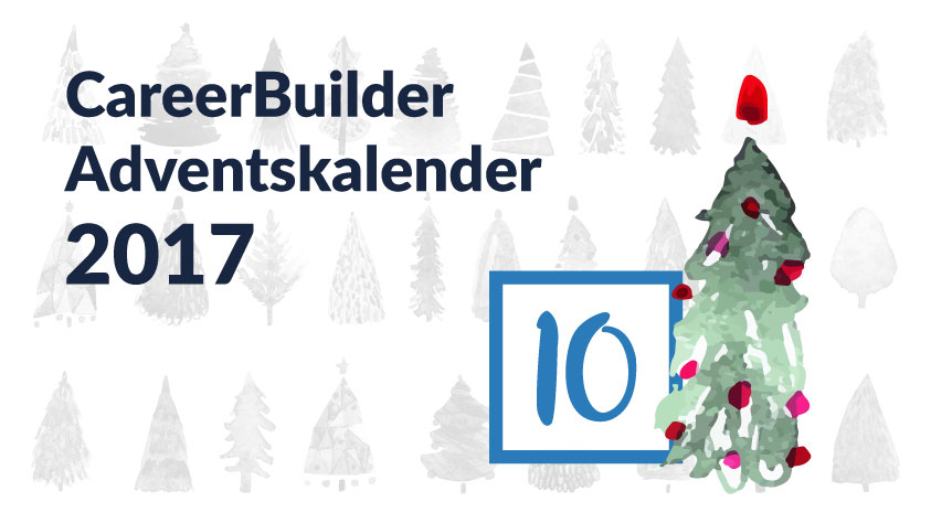 Adventskalender - 10. Dezember - 5 Tipps für eine starke Candidate Experience