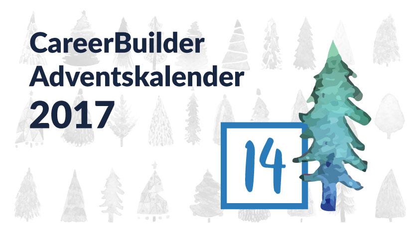 Adventskalender 14. Dezember - Das wünschen sich Kandidaten im Bewerbungsprozess