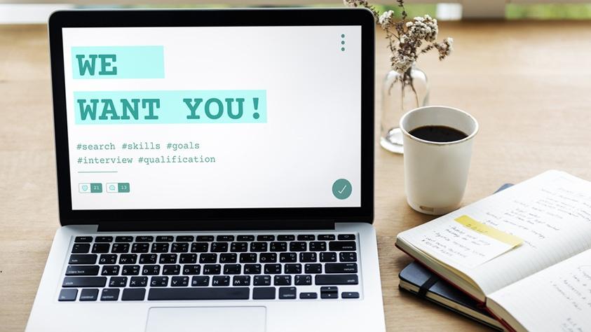 Webinar: Kandidatenzentrierte Stellenanzeigen