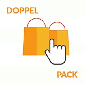 Stellenanzeigen günstig im Doppelpack