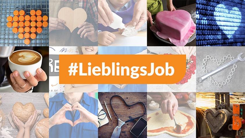 #LieblingsJob: Jobs.de (Re-)Launch-Kampagne mit Herz