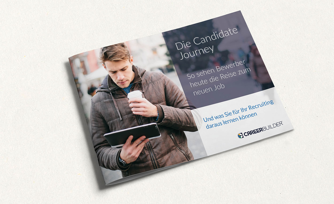 E-Book Candidate Journey Studie 2071