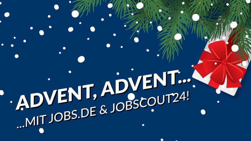 Jobs.de Advents-Aktion im Online Shop