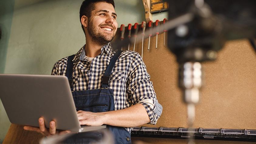 Online-Personalmarketing für Handwerksbetriebe