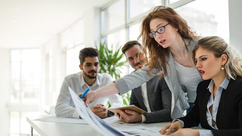 Neu im Chefsessel: Wie verdiene ich mir Respekt?