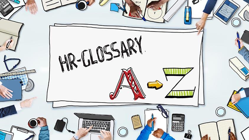 Jetzt neu in unserem Blog: Das HR-Glossar auf einen Blick
