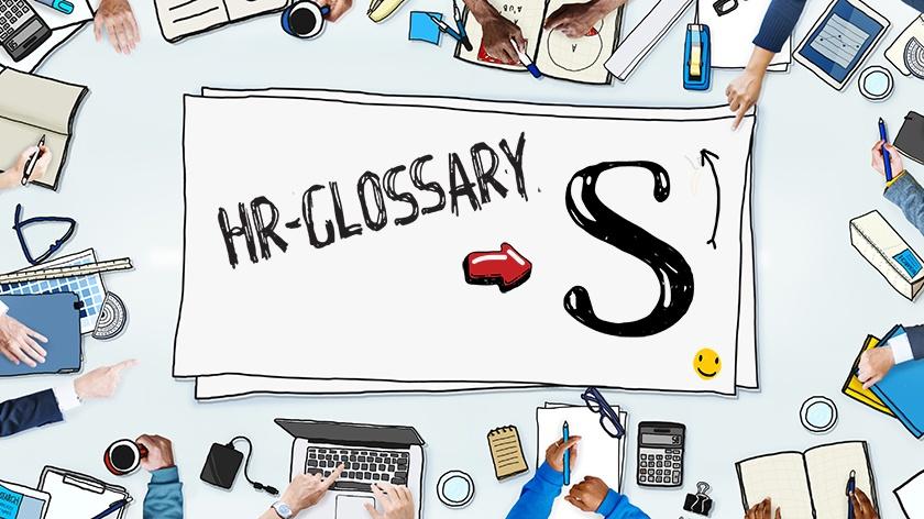 HR-Glossar: Stellenanzeige