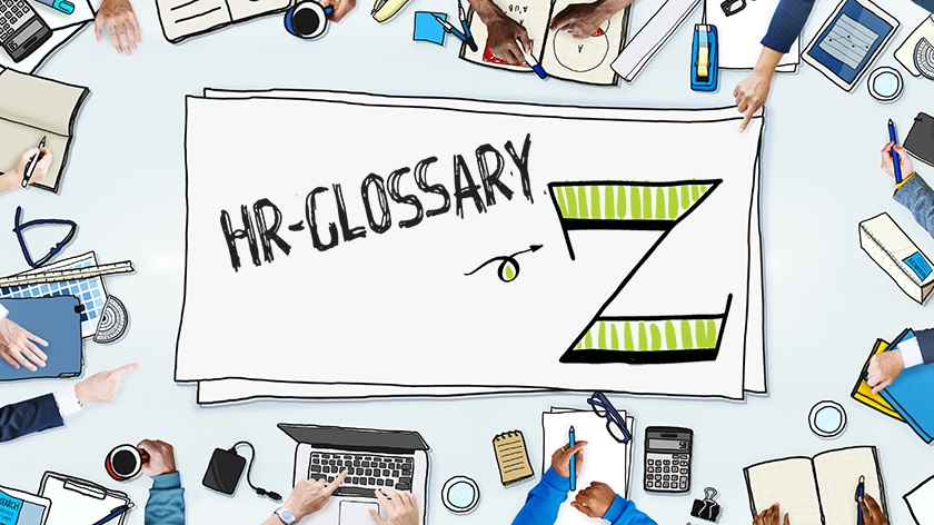 HR-Glossar:   Zeitarbeit