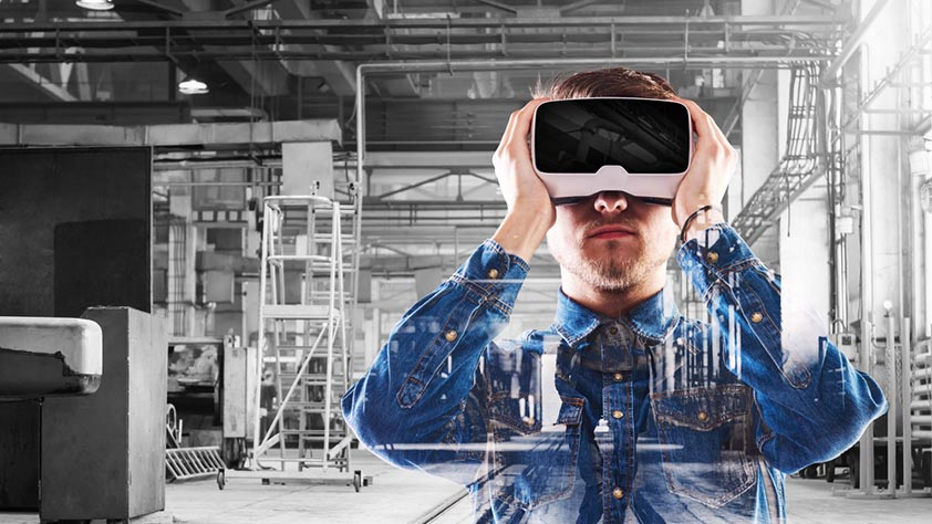 HR mit VR: Wie Virtual Reality das Personalmarketing nach vorne bringt