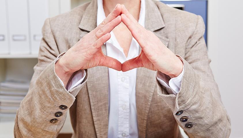 Körpersprache deuten: So finden Sie heraus, wie Ihr Kandidat wirklich tickt