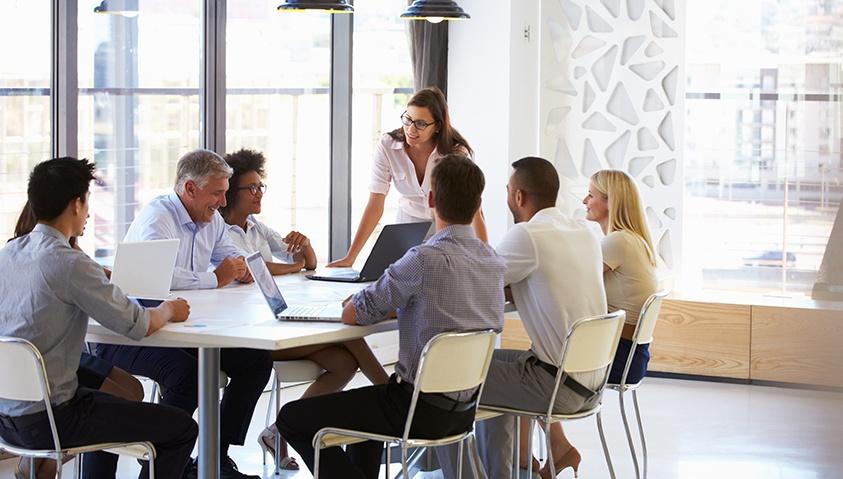 So fördern Sie Führungskompetenzen unter Mitarbeitern