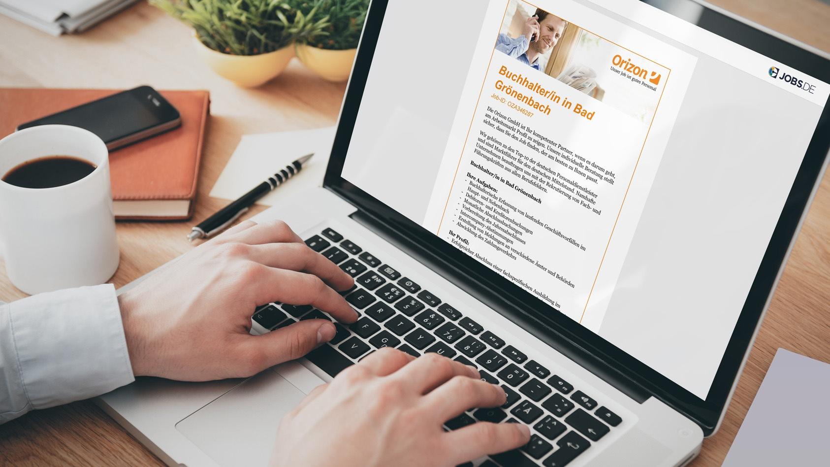 Case Study Orizon GmbH: Bewerber und Jobs zusammen bringen