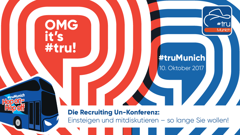 #tru kommt erneut nach München– besuchen Sie uns!
