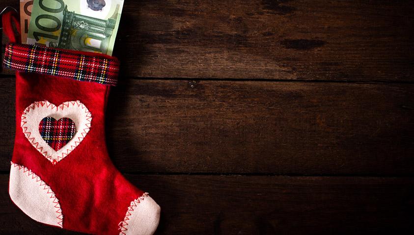 Weihnachtsgeld: Das müssen Sie wissen
